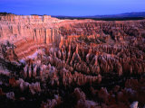 Bryce Amphitheatre Bryce Canyon National Park  Utah  USA
