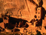 Apartment Style Architecture of Mesa Verde National Park  Mesa Verde National Park  USA