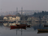 Foggy Day Over Eyup Waterfront  Istanbul  Istanbul  Turkey