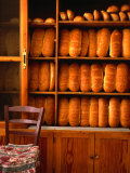 Bread Shop  Hania  Crete Greece