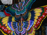 Hand-Crafted Butterfly Kites for Sale  Gianyar  Indonesia