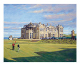 St Andrews 18th - Tom Morris