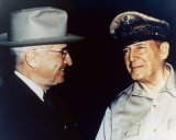 Harry Truman and General Douglas MacArthur