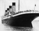 The Titanic  1912