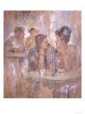 Untitled Women in a Cafe