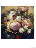 Still Life with Protea