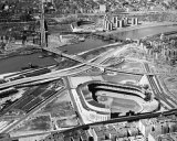Yankee Stadium and Polo Grounds  New York City