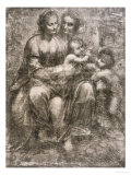 The Virgin and Child with Saint Anne and the Young Saint John the Baptist
