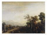 Landscape  Palatine Gallery  Palazzo Pitti  Florence