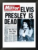 Elvis Presley is Dead