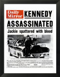 Kennedy Assassinated