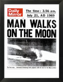 Man Walks on the Moon