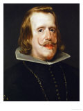 Portrait of Philip IV  King of Spain (1605-1665)  1652/53