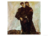 &quot;Eremiten&quot; (Hermits) Egon Schiele and Gustav Klimt