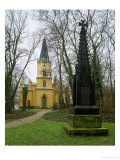 Cast-Iron  Neo-Gothic Monument to the Wars of Liberation Against Napoleon