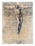 Christ on the Cross  Around 1541