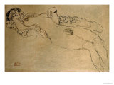 Female Nude Turned Left  1914/15