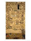 Sketch for the Stoclet Frieze (detail) Giclée par Gustav Klimt