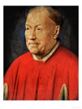 Cardinal Niccolo Albergati (1375-1443)  Papal Envoy in the Spanish Netherlands
