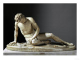 Dying Gaul  Roman Marble Copy of a Hellenistic Original of 230-220 BCE