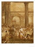The Meal at the Pharisee Simon's House (Luke 7)