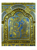 The Adoration of the Magi  Enamel  Verdun Altar  Begun 1181