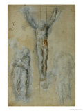 Christ on the Cross Between the Virgin Mary and Saint John ()