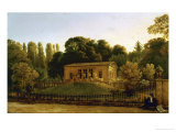 Country House for the Gabain-Family  Charlottenburg  1822
