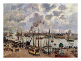 Port Du Havre  1903