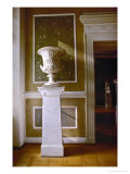 Neo-Classical Vase in the Sala Terrena of the Schinkel Pavillion