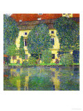 Schloss Kammer Am Attersee III (Wasserschloss)  1910