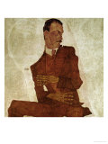 Portrait Arthur Roessler  1910