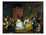 Marriage A-La-Mode: 4 The Toilette  1743
