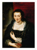 Isabella Brant  Ruben's First Wife