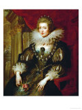 Anne of Austria (1601-1666)  Queen of France