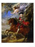 Equestrian Portrait of Cardinal-Infant Ferdinand of Austria (1609-1641)