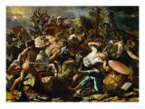 Joshua&#39;s Victory Over the Amorites  1624