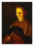 A Young Singer  circa 1645-1650