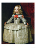 Infanta Margarita Teresa in White Garb