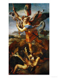 Saint Michael Slaying the Demon  1518