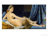 The Great Odalisque  1814