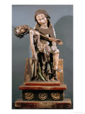 The Roettgen-Pieta  About 1300