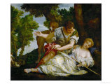 Death of Procris
