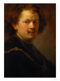 Self-Portrait with Bare Head  1633