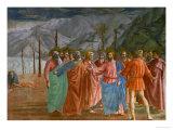 The Tribute Money  1415-1428