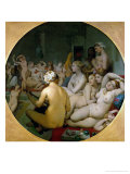 The Turkish Bath  1862