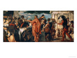 The Wedding at Cana (With Veronese&#39;s Self-Portrait)