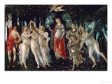 La Primavera (Spring); 1477