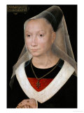 Portrait of a Young Woman  1480