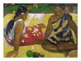 Two Women from Tahiti  1892